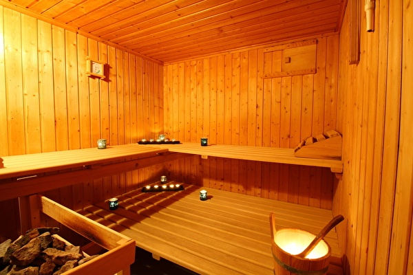 Sauna (only available during winter season)